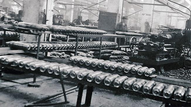 Польские наци были готовы бомбить химическими и бактериологическими отравляющими веществами Минск, Киев, Смоленск и другие советские города