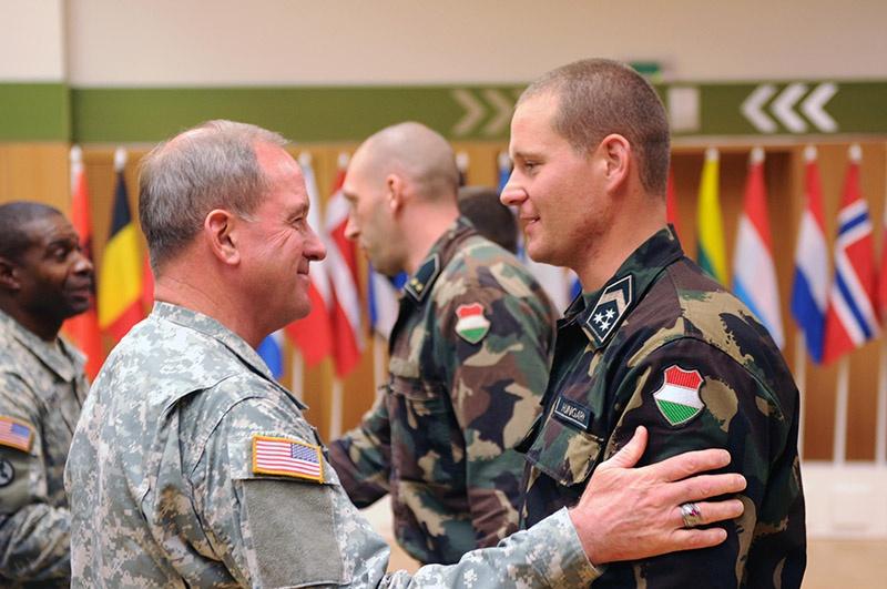 Неужели Венгрия готова играть роль «первой скрипки» в провокационной политике НАТО.