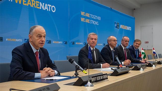 Венгрия, Словакия, Хорватия и Словения договорились о создании в рамках НАТО совместного командования силами спецопераций.