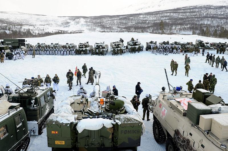 На севере Европы с 2009 года существует структура военного сотрудничества скандинавских стран.