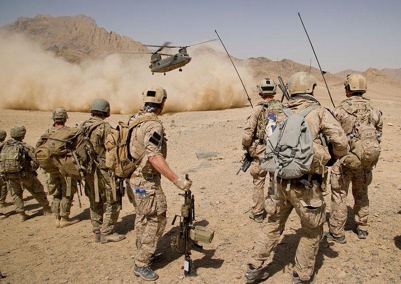 Французский спецназ «засветился» в Ливии.