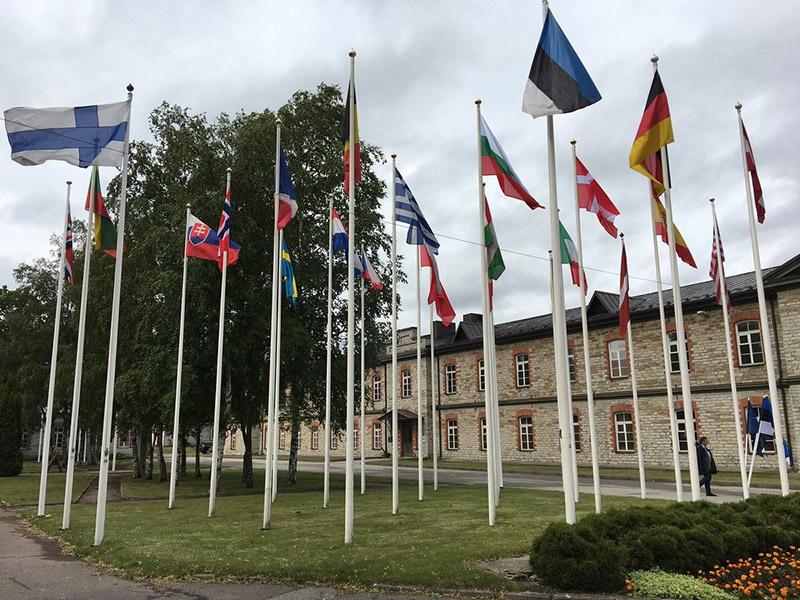 Все флаги на киберзащиту - в 2008 году в Эстонии был открыт Центр киберзащиты НАТО.