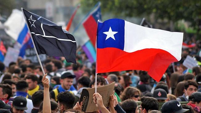 Бунт в Чили, о котором знали заранее