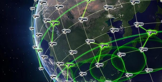 Проект Blackjack предусматривает одновременный запуск 20 малых спутников, в пределах одной группировки.