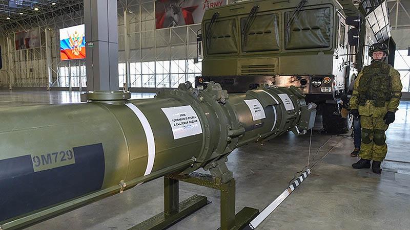 Крылатая ракета 9М729.