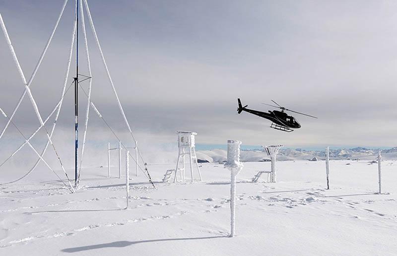 Арктический вертолет будет интересен многим странам этого региона.
