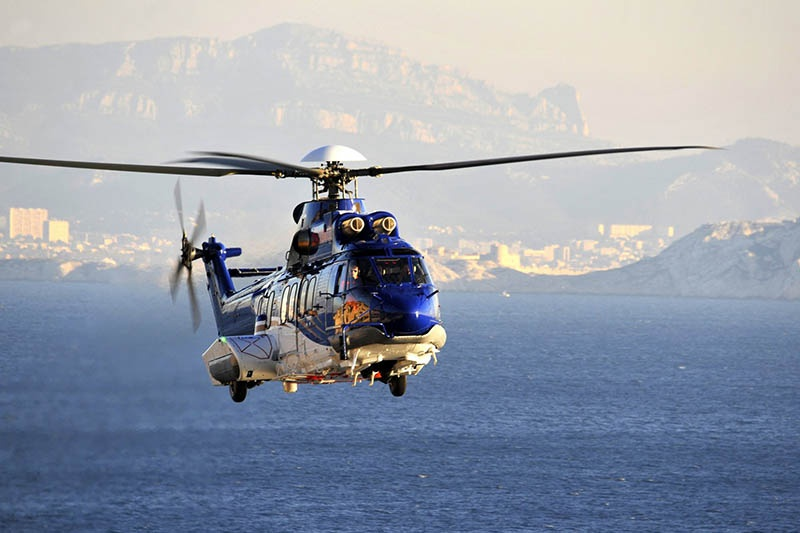 Предшественник X6 - Super Puma может удаляться от базы на 300-350 км.