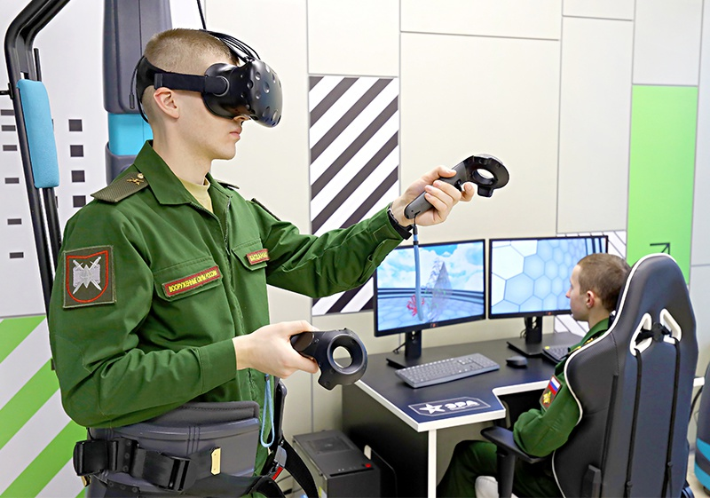 Российские возможности в киберпространстве, достижения российских военных специалистов в информационных технологиях превышают возможности нашего потенциального противника.