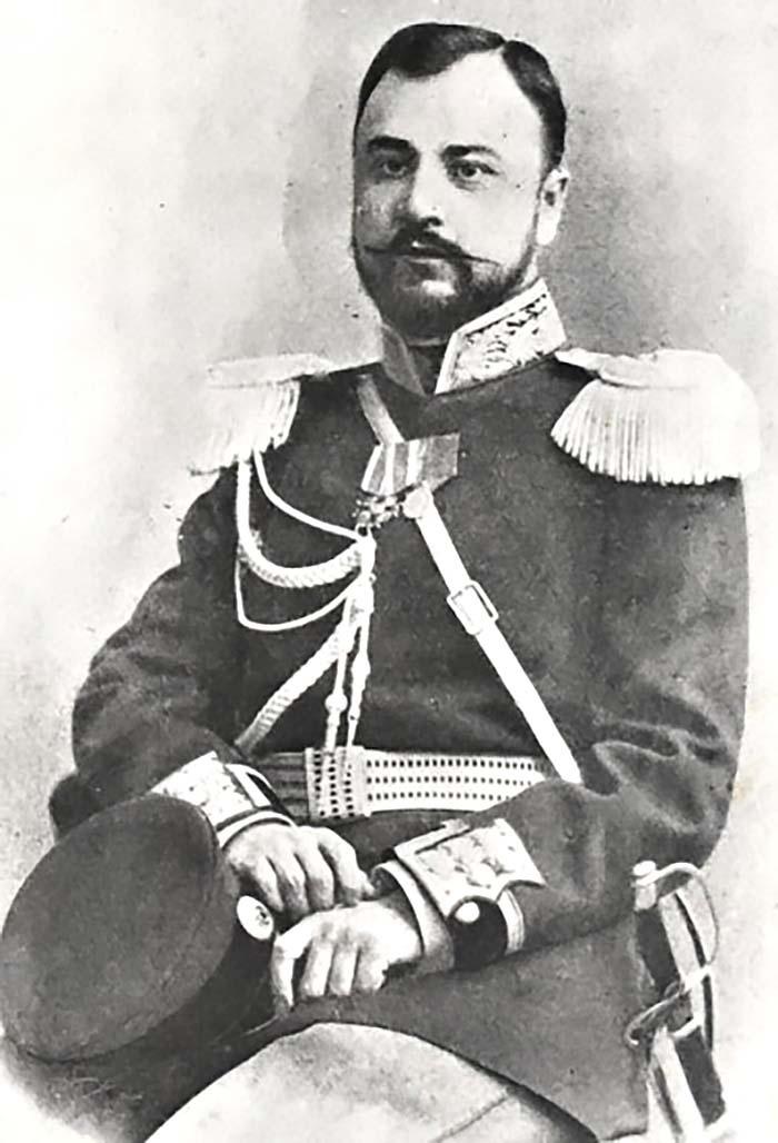 Генерал Сулейман Сулькевич в период немецкой оккупации возглавлял Крымское краевое правительство.