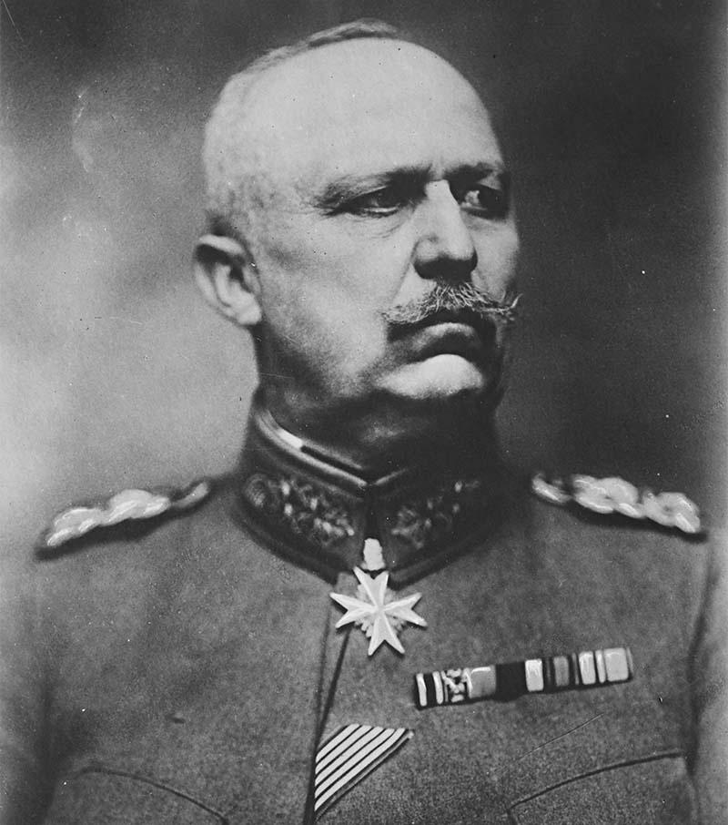 Генерал Эрих Людендорф хотел превратить Севастополь в «немецкий Гибралтар».
