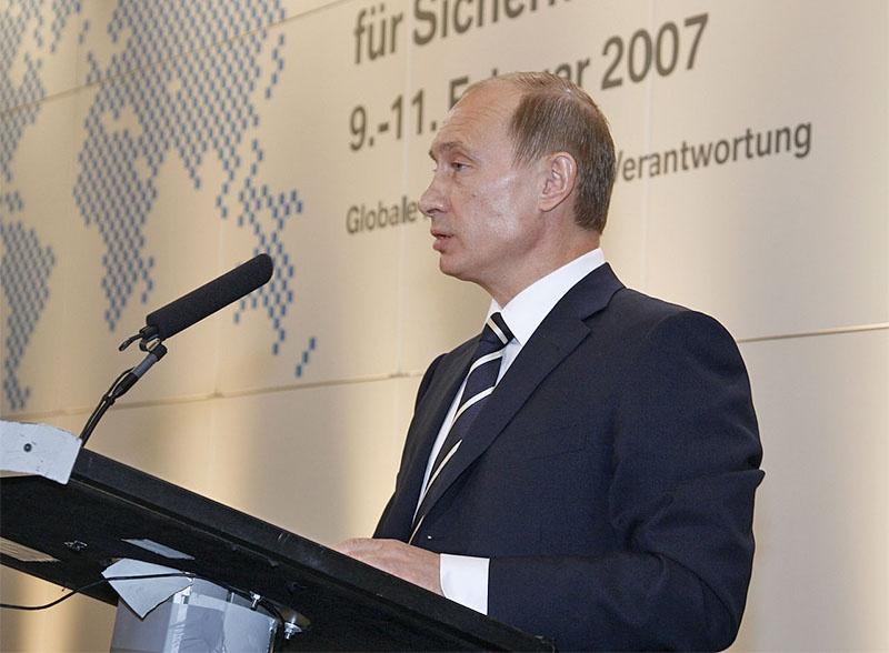 Мюнхенская речь Владимира Путина стала сигналом, что в Москве дальше обманываться уже не рады.