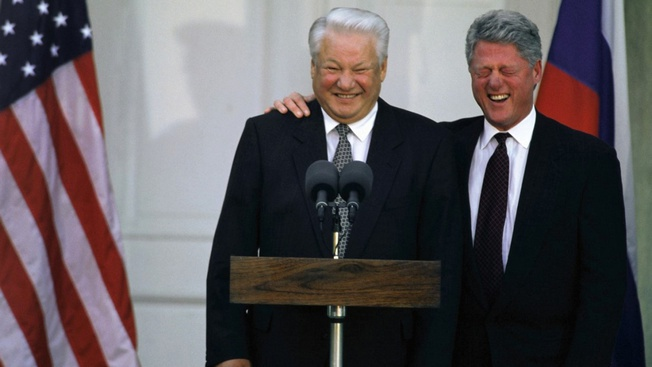 «Взлёт и падение Бориса Ельцина» стали уроком для российской элиты.