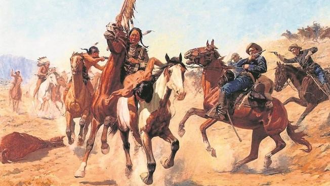 Покорение европейцами коренных жителей Америки обошлось большой кровью последних.