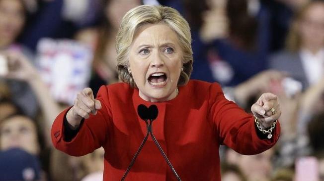 Хиллари Клинтон ещё на старте президентских выборов в США ухитрилась разоблачить сразу несколько «агентов Кремля».