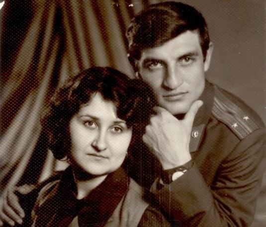 Алексей Худоерко и его супруга Татьяна тогда ещё не знали, что их ожидает под палящим солнцем Анголы.