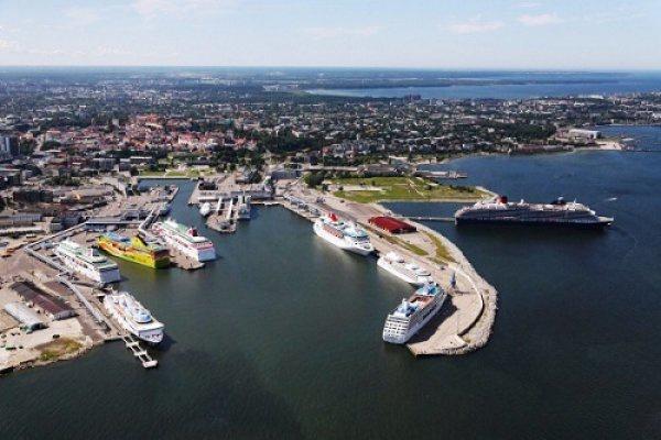 Эстония стремится снова стать портовым хаб-центром в торговле с Россией.