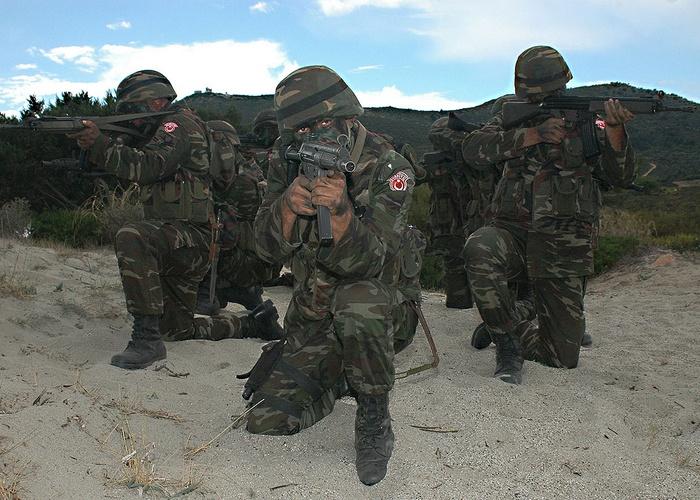 Турецкая армия - единственная реально боеспособная сила Североатлантического альянса.