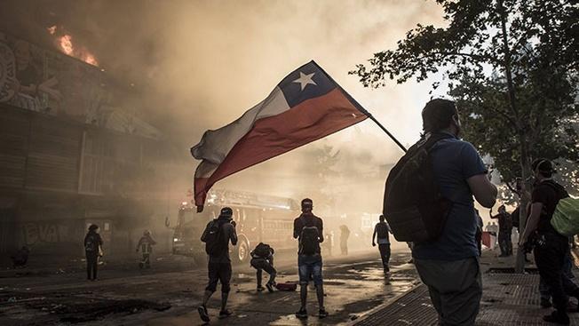 Чили: закат общества «рафинированного капитализма»