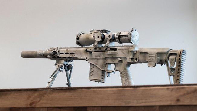 Снайперская винтовка Чукавина. СВД выходит на пенсию