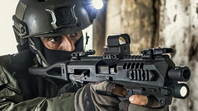 Короткоствольный тюнинг: как новые технологии изменяют не только пистолеты, но и тактику боя