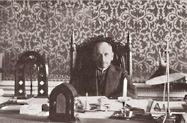 Министр иностранных дел России Сергей Сазонов.