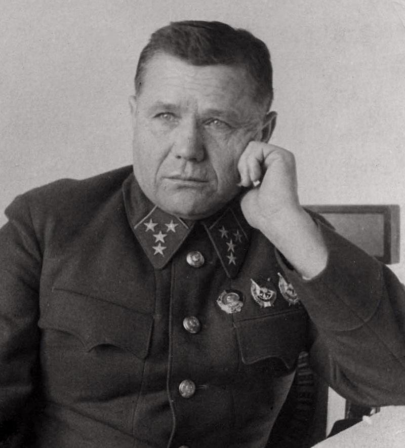 Андрей Иванович Ерёменко.