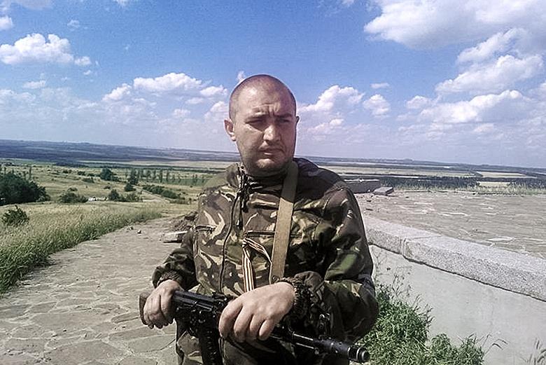 Максим Могилевский (позывной «Толстый»).