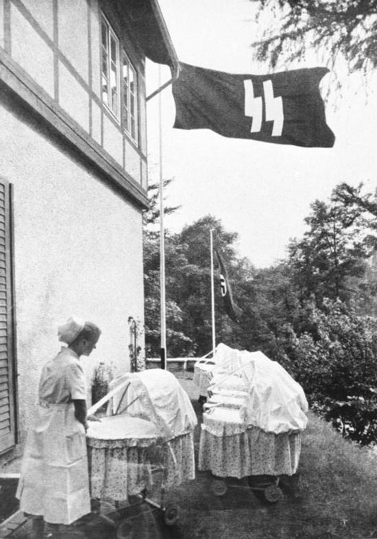 Родильный дом «Лебенсборн» оказался надёжным путём легализации десятков агентов.