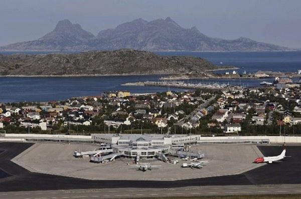 Стратегический аэродром Будё (Норвегия).