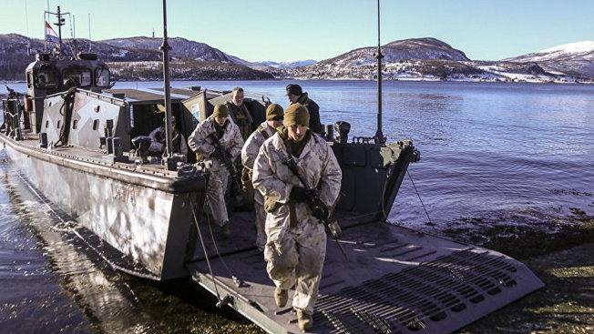Норвегия оказалась  на стратегическом перепутье