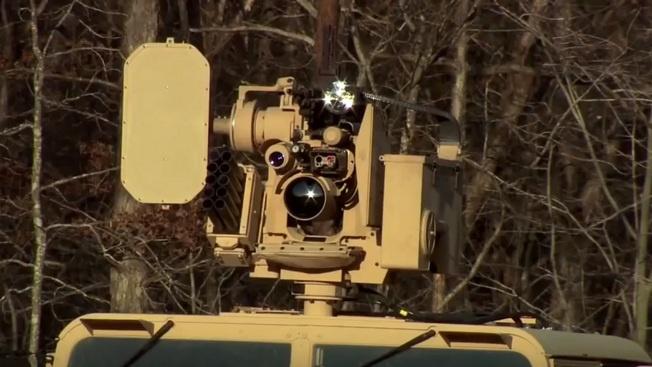 Радиоуправляемое оружие: война с помощью пульта