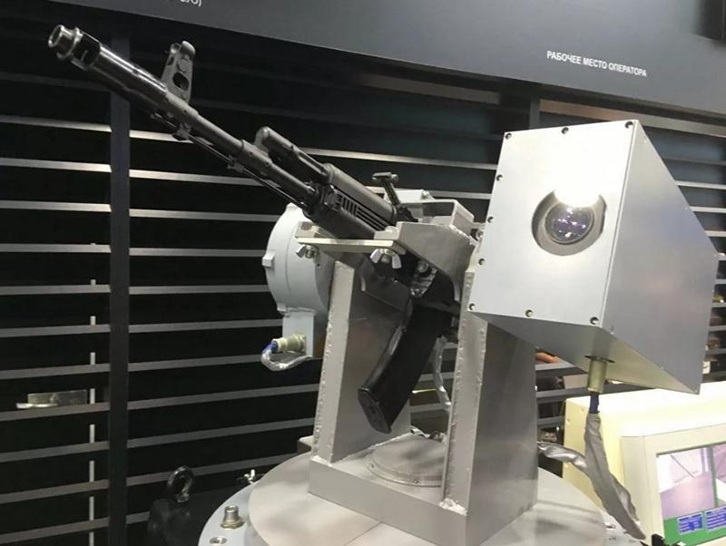 Малогабаритная система управления стрелковым оружием (М-СУО) «Сервал».