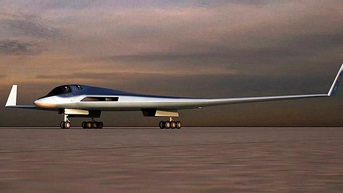 «Изделие 80» (ПАК ДА) - перспективный авиационный комплекс дальней авиации.