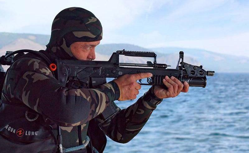 Автомат АДС поступил в опытную эксплуатацию российской армии в 2013 году.