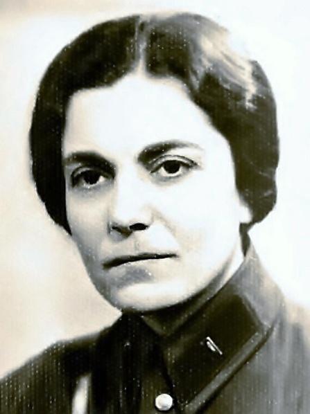 Елизавета Зарубина.