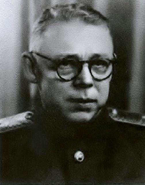 Василий Зарубин.