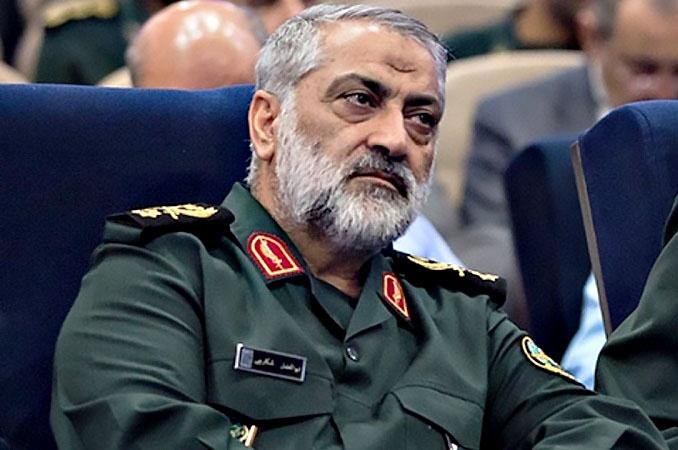 Генерал Абольфазл Шекарчи сказал, что Иран не будет спешить, но ответит эффективно и сокрушительно.