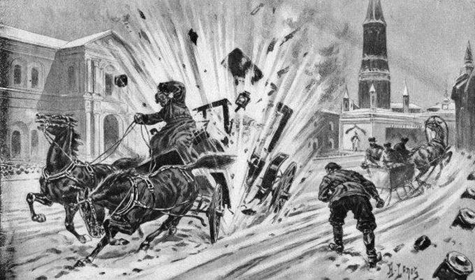 Одной из жертв левого террора стал великий князь Михаил Александрович. А Керенский осуществлял его идеологическое прикрытие.