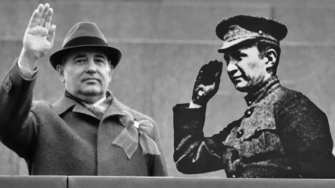 Керенский и Горбачёв: две перестройки, ставшие катастройками