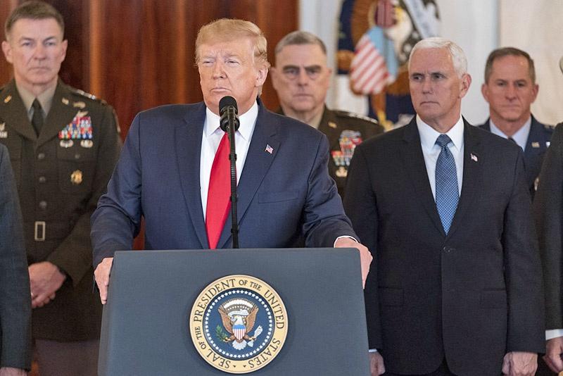 5 января Дональд Трамп заявил, что выбрано в Иране 52 объекта для ракетных ударов.