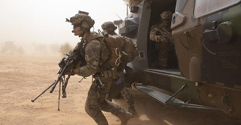 В настоящий момент ЕС осуществляет три миссии: в Сомали, Центральноафриканской Республике и Мали.