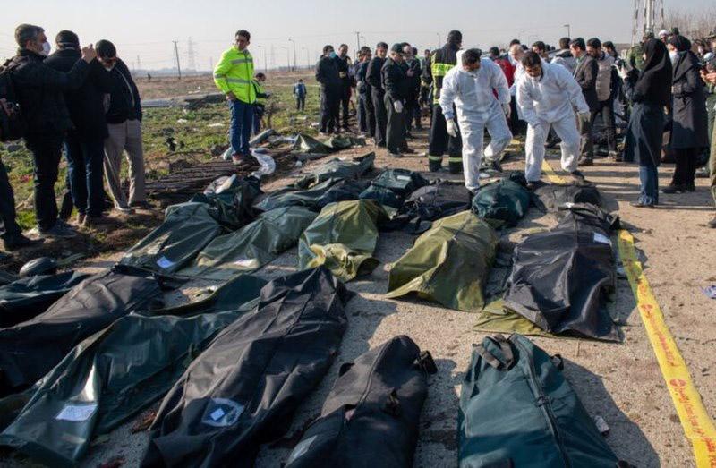 Залп иранских зенитчиков прервал жизни 167 пассажиров и 9 членов экипажа.