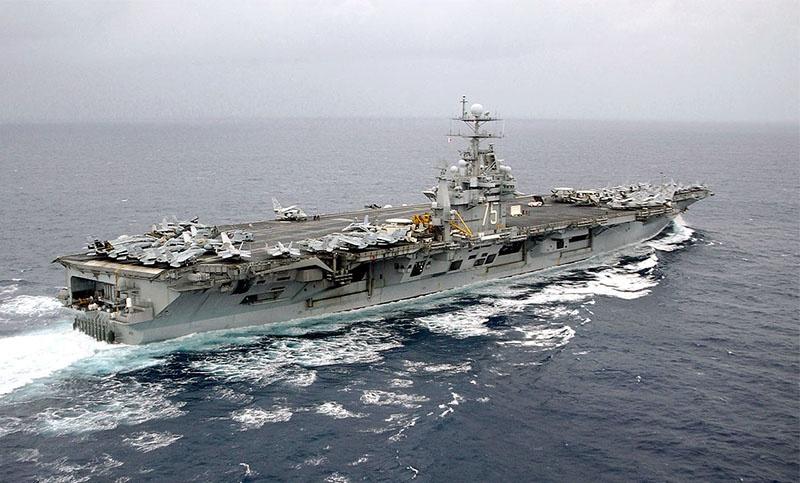 Средства предназначенные на ремонт авианосца «Гарри Трумэн» пойдут на программу создания новых беспилотных кораблей.