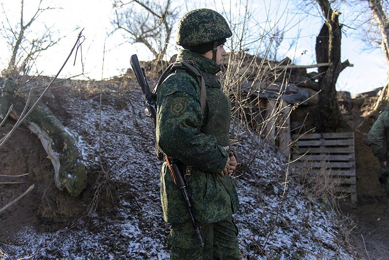 Солдаты армии ДНР строго соблюдают режим прекращения огня, предписанный Минскими соглашениями.