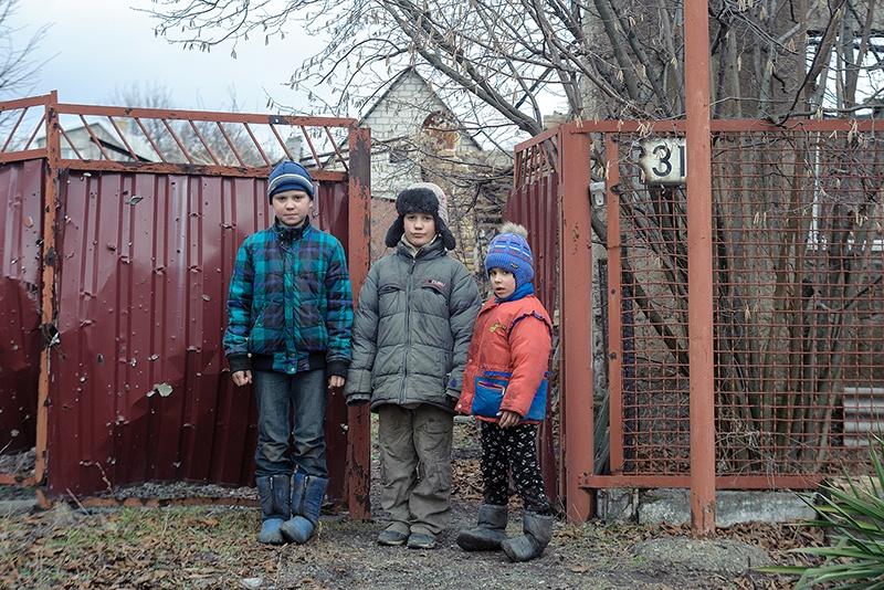 За эти шесть военных лет на Донбассе родилось и подрастает поколение детей, которые не знают, что бывает другая, мирная жизнь.