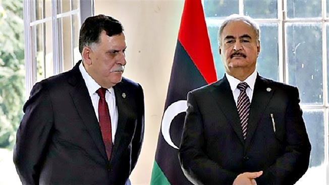 Ливийское перемирие неизбежно, как крах капитализма, и далеко, как призрак коммунизма