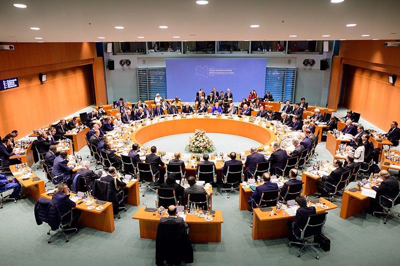 Россия положительно оценивает итоги конференции по Ливии в Берлине.
