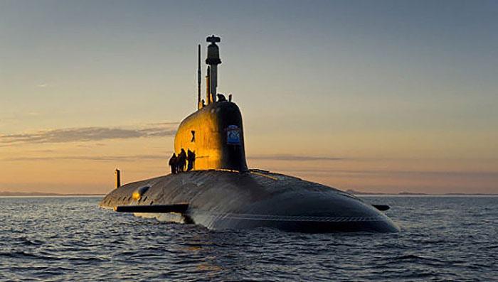 Атомная подводная лодка проекта 885 «Ясень-М».