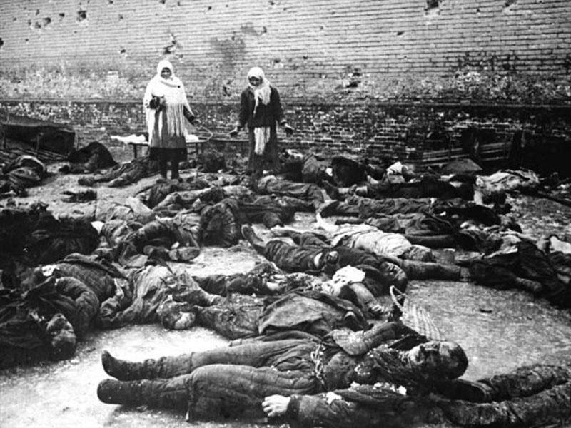 Запад не интересует, куда подевались 16 с лишним миллионов мирных советских граждан?