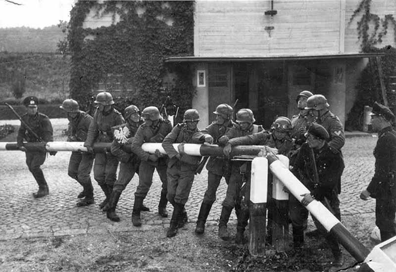 1 сентября 1939 г. Германия напала на Польшу.
